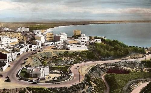 Agadir Vintage Postcard