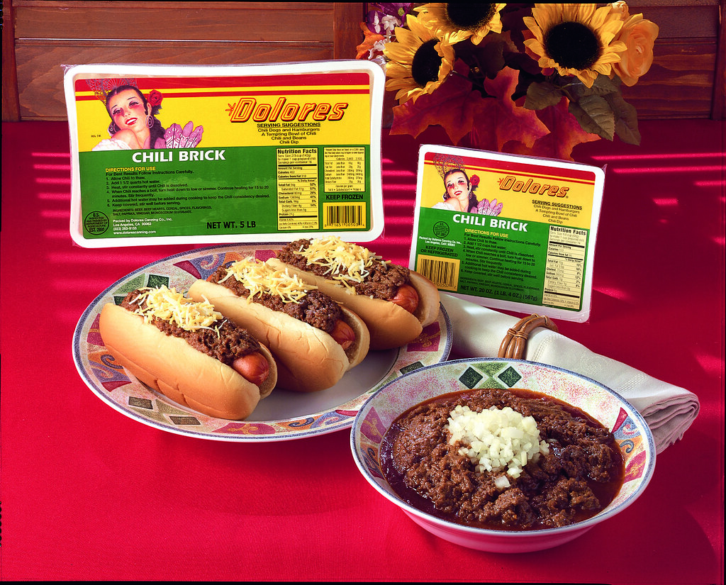 delores chili