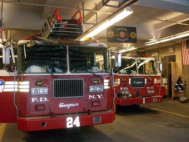Fdny Ladder Fdny Engine 1 Ladder 24
