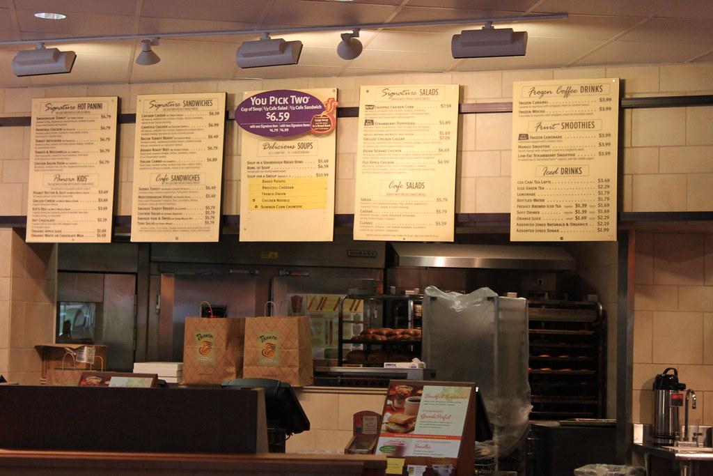 C R Cafe Restaurant Soho Menu