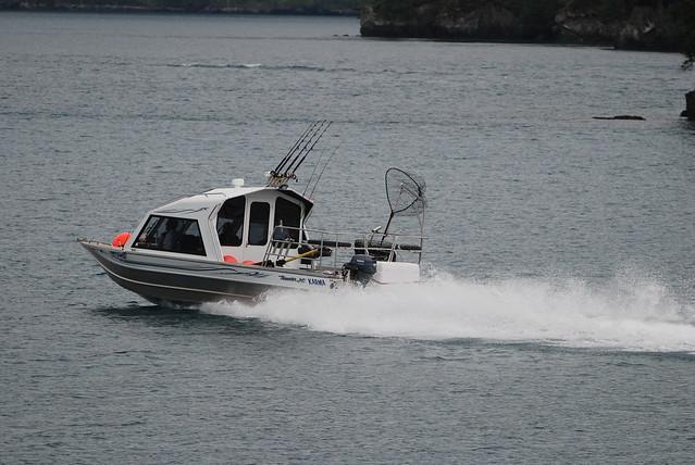 Alaska sport fishing boat flickr photo sharing for Alaska sport fishing