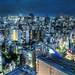 Tokyo at Dusk - Blade Runner Extreme