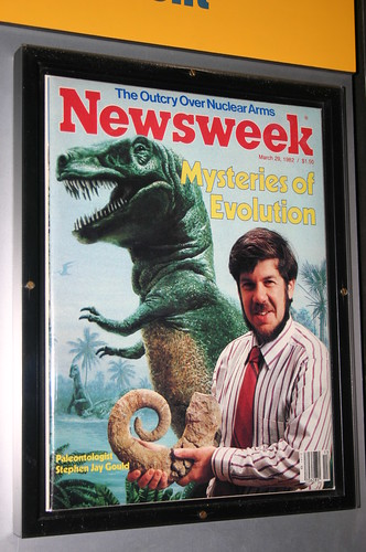Newsweek Cover: Stephen Jay Gould | by Ryan Somma
