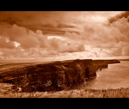 The Cliffs of Moher (5). Ireland.- | by ancama_99(toni)
