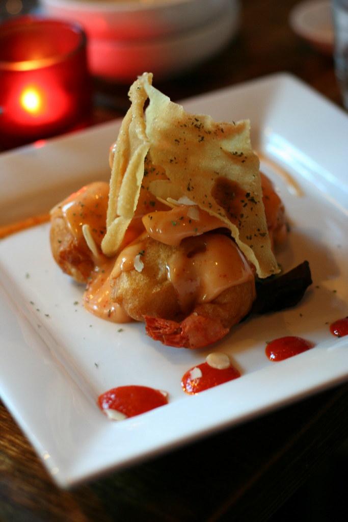Ebi Chili Mayo | from Toratatsu Japanese Tapas restaurant, 7 ...