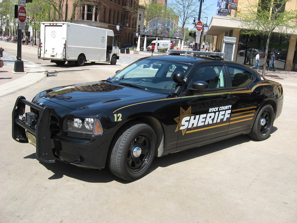 Rock County Wisconsin Sheriff S Department Rock County