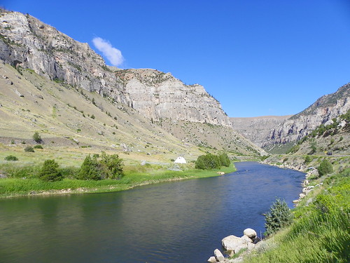 Wyoming S Scenic Wind River Wind River Indian