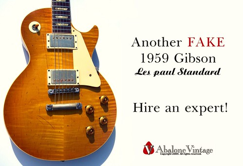 Fake Gibson Guitar : fake gibson 1959 les paul standard guitar forgery replica scam bogus flickr photo sharing ~ Hamham.info Haus und Dekorationen