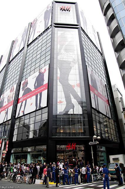 Image result for h&m shibuya