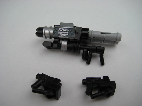 How To Build Lego Halo Weapons