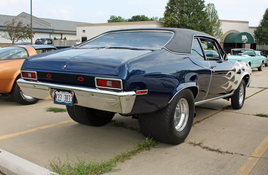 1972 Chevrolet Nova SS Pro Street (6 of 7) | Photographed ...