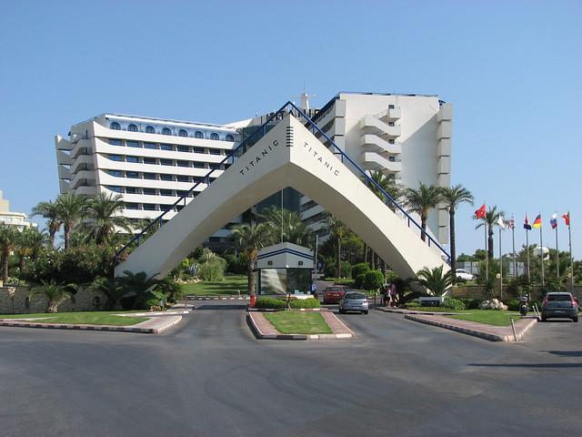 Miracle Resort Hotel Lara Check In