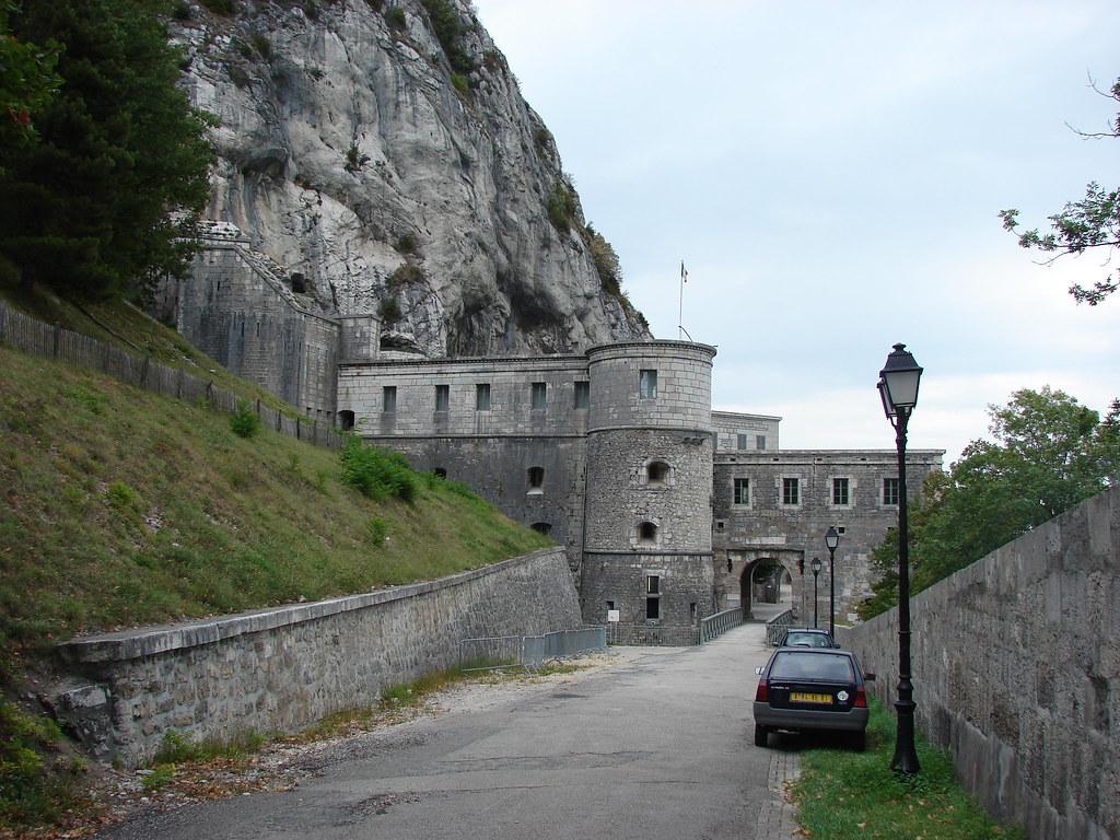 La porte de france au fort l 39 ecluse christophe delaere for La port news