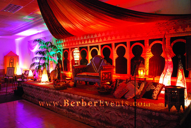 Arabian Nights Theme Debutante Party 19 Arabian Nights