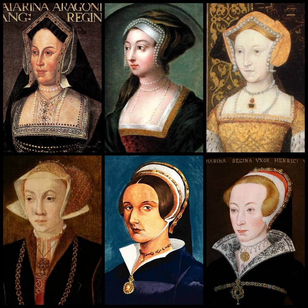 "the wives of henry viii King henry viii didn't have six wives – because three of his marriages were  declared ""null and void"" unlike a divorce, where a married couple."