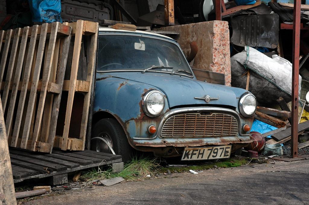 Old Car For Sale Austin
