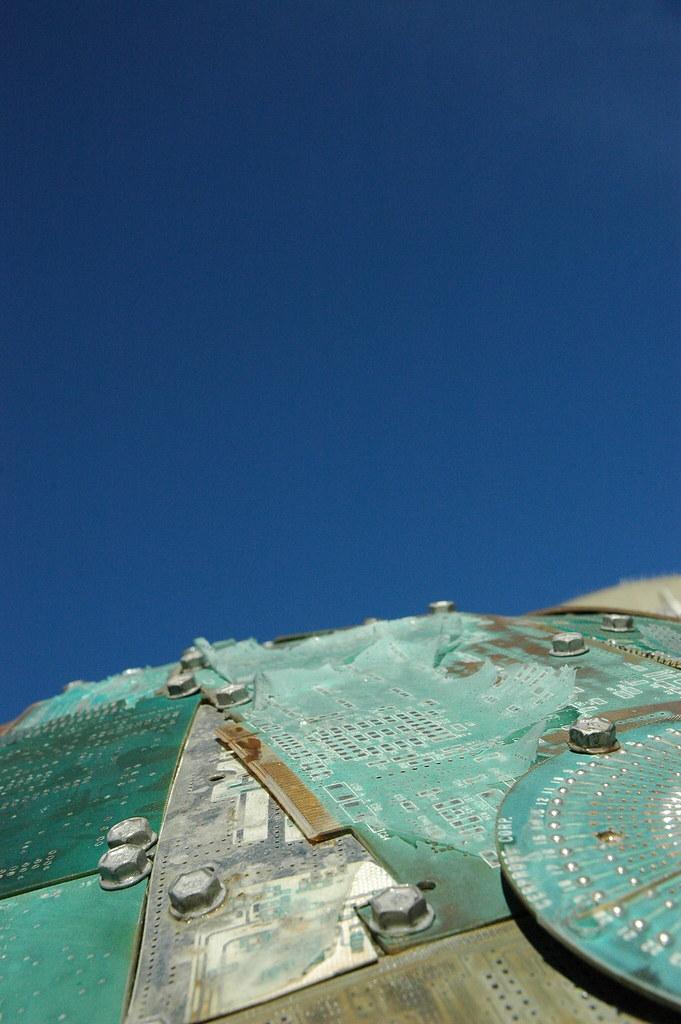 Sky, Digital DNA, City Of Palo Alto, Art In Public Places