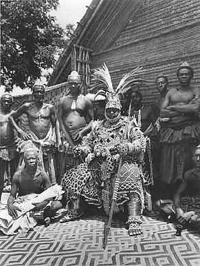 Democratic Republic Of Congo Belgian Congo Kuba King P