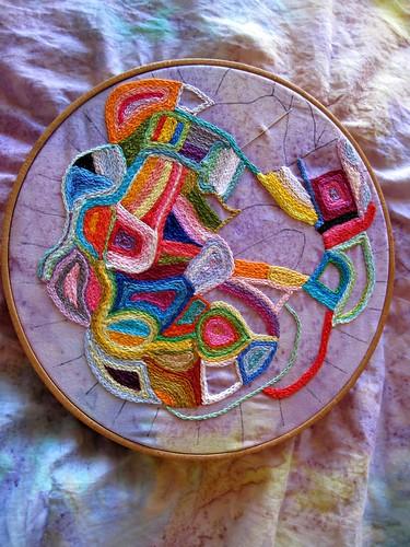 Embroidery Design Free Disney