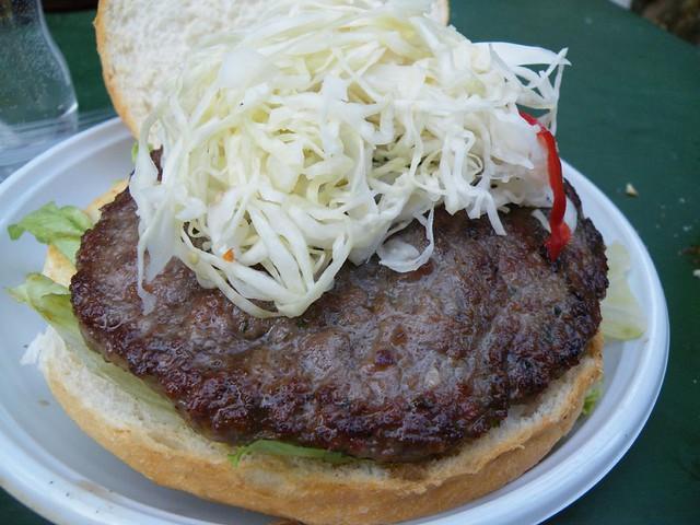 Balkan Burger | Balkan Burger in Kertem, Budapest, Hungary r ...