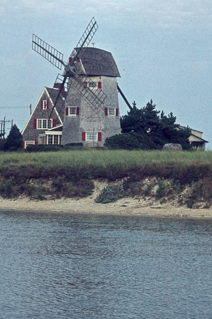 Windmill Cape Cod Part - 29: Cape Cod Windmill 2 | The Windmill House On Old Mill Point, U2026 | Flickr