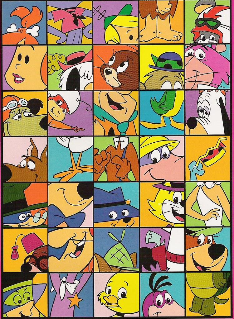 hannabarbera cartoon mixapic how many hannabarbera