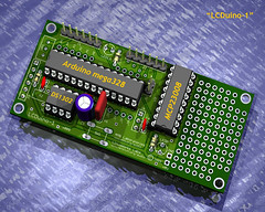 LCDuino-1: our new integrated LCD/Arduino board goes to manufacturing! | by linux-works