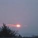 Sonnenaufgang heute morgen