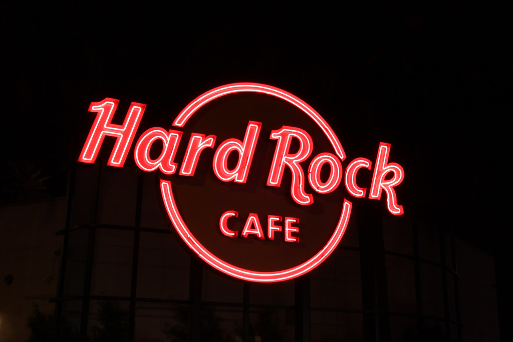 Hard Rock Cafe Las Vegas Logo Images