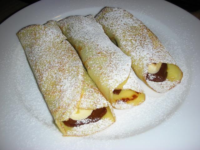 Dessert Crepes | Flickr - Photo Sharing!