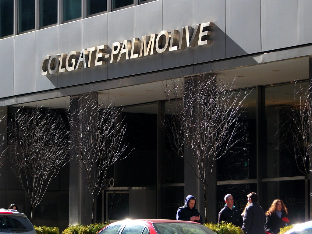colgate palmolive headquarters on park avenue 300 park. Black Bedroom Furniture Sets. Home Design Ideas