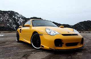 Brother's Porsche 996 Turbo | by brendanlim
