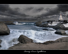 Sandy Cove Lighthouse | by Dave the Haligonian