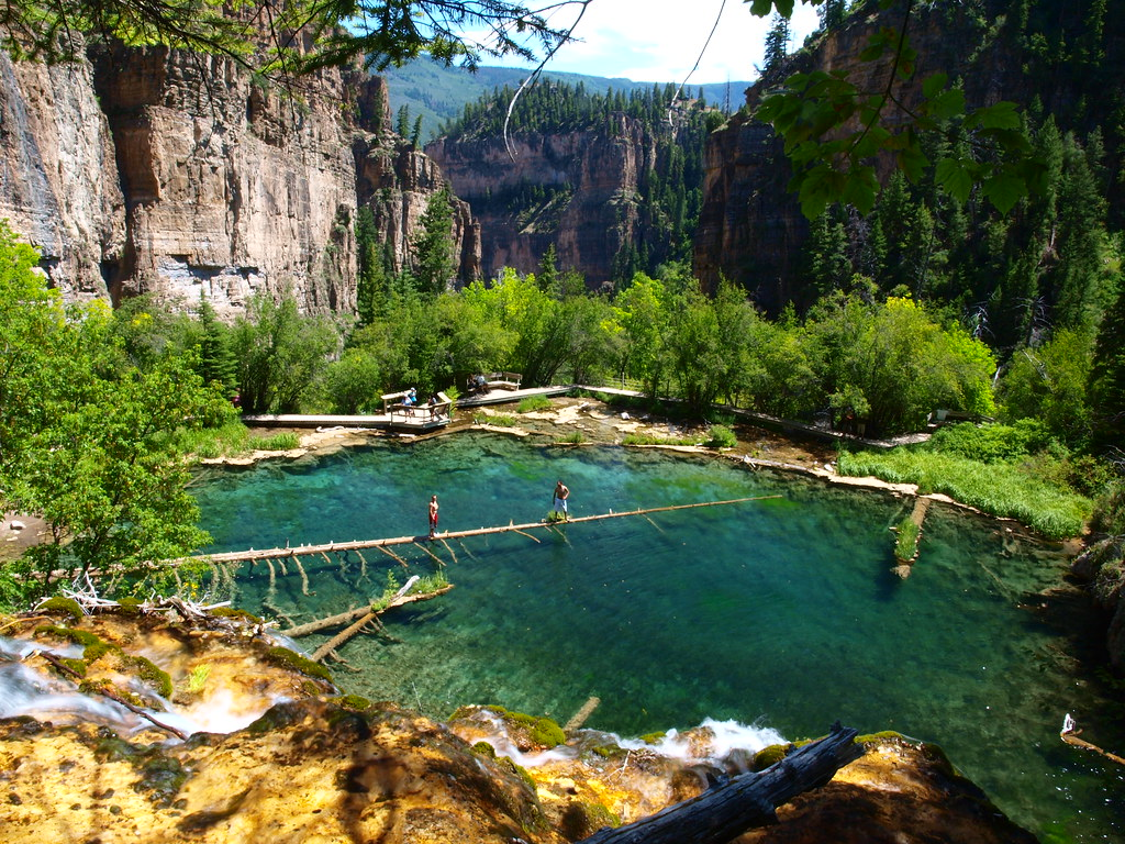 Hanging lake colorado straight out of the camera no for Fishing lakes in colorado springs