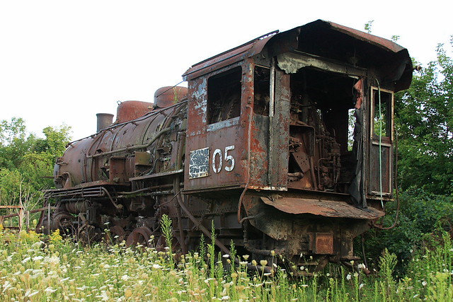 The Lost Engine Of Galt This Old Steamer Is All That Is