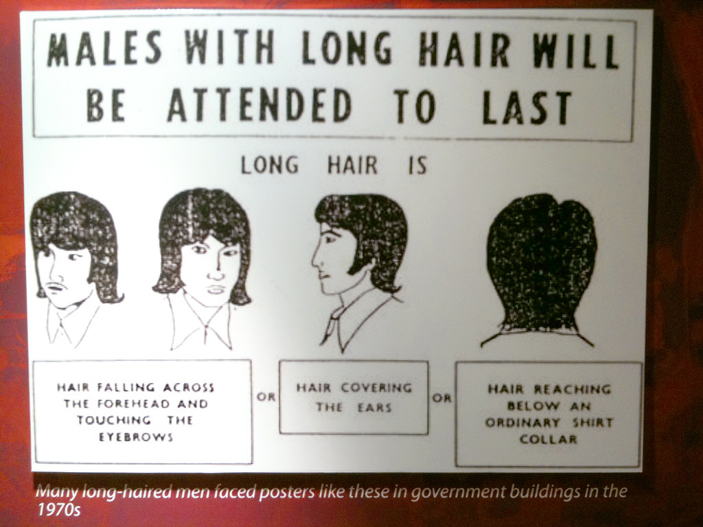 old singapore campaign poster coping with vulnerability