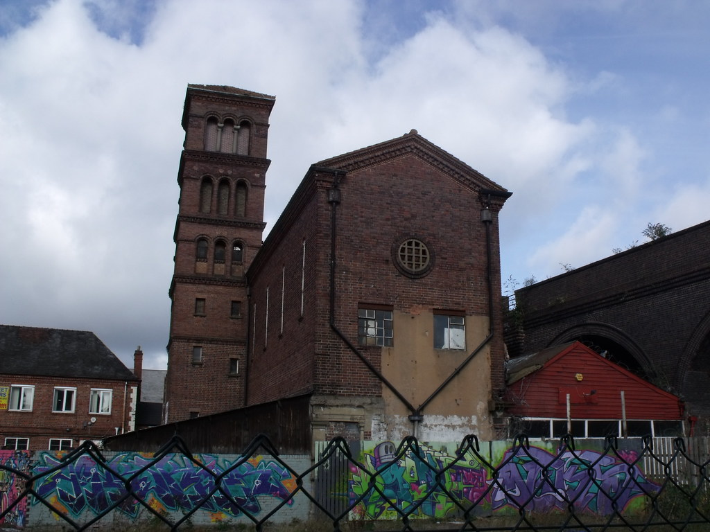 Former Church In Deritend Digbeth Father Lopes Chapel