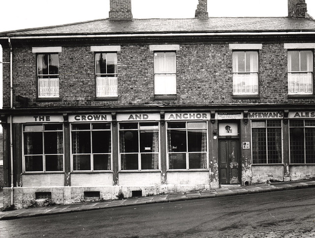 030383:The Crown and Anchor Fisher Street Unknown 1966 | Flickr