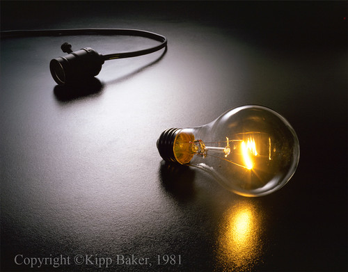 The Big Idea - Light Bulb & Socket | by kippbakr