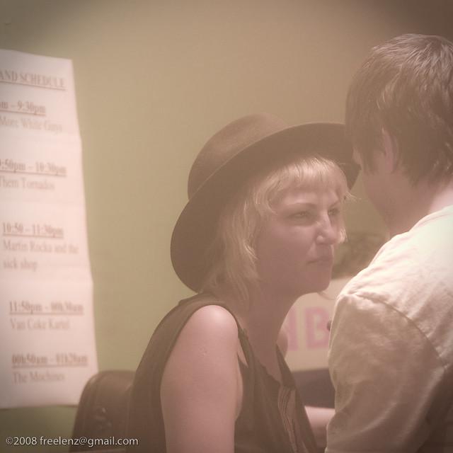 Backstage Groupies | T...