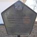 Scott Joplin Plaque in front of the old Orr School Texarkana AR