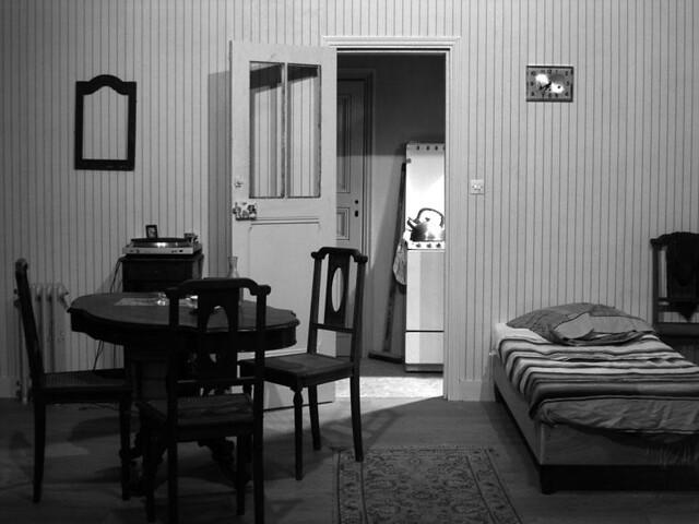 C Decor Chambre Simi Cuir Noir