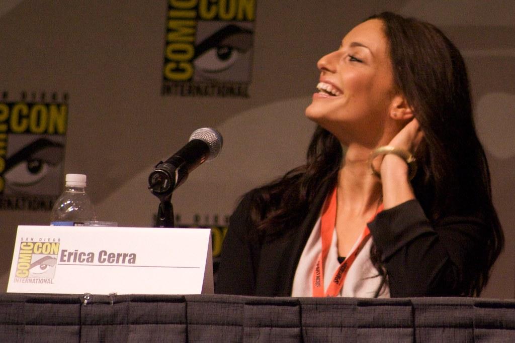Erica Cerra | Erica Cerra, Jo on Eureka. | Ewen Roberts ...