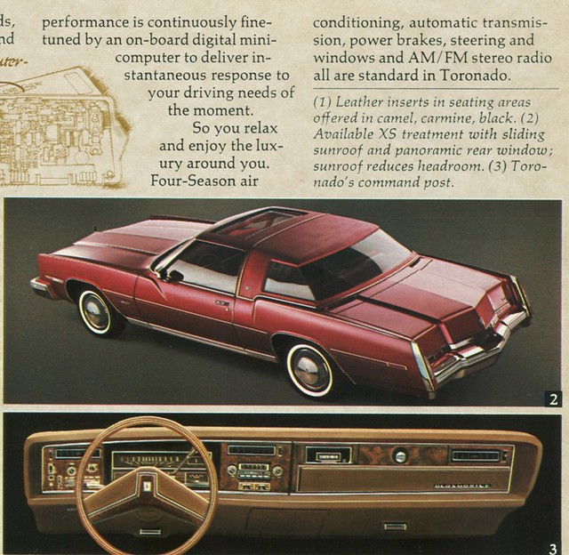 1978 Oldsmobile Toronado Xs After The Leakage Problems