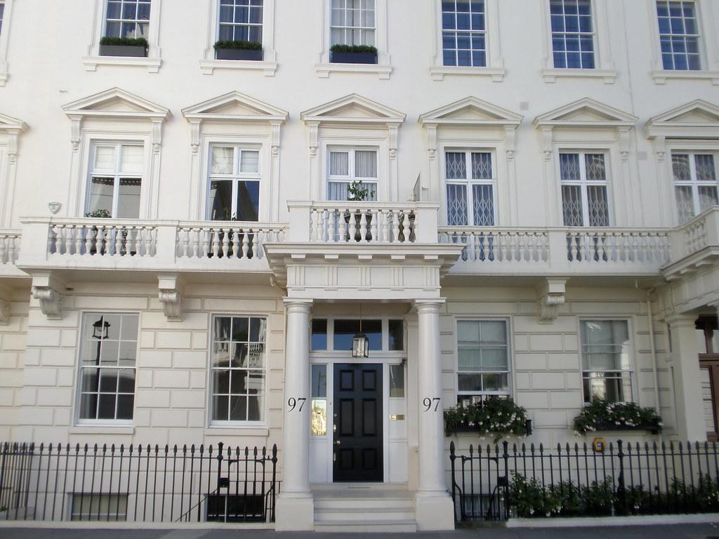 Belgravia London Some Of London S Smartest Streets