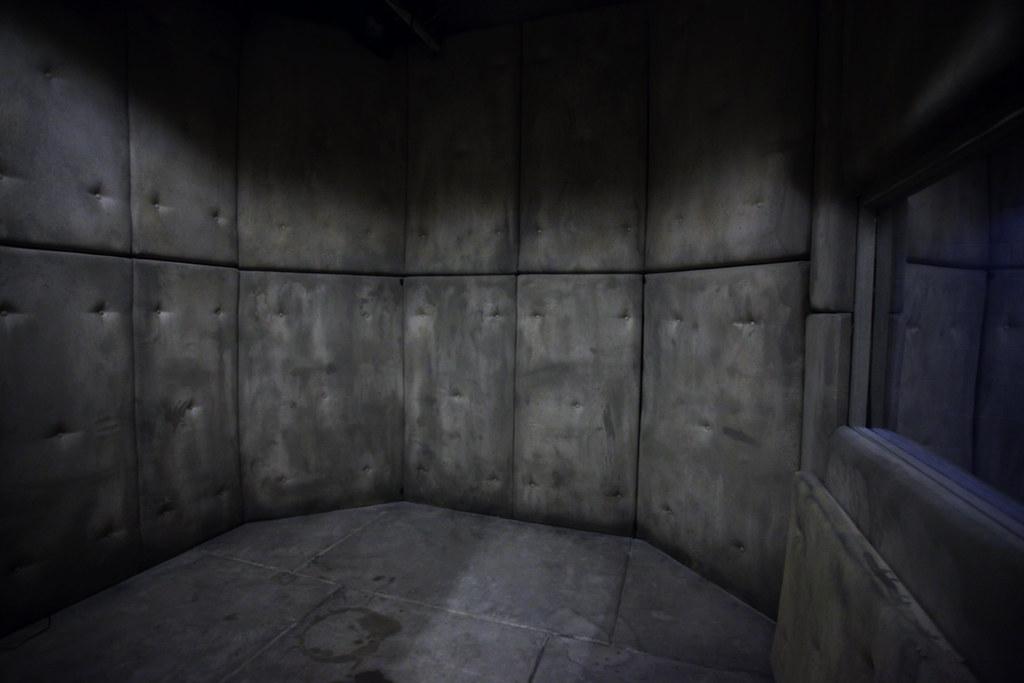 White Padded Room