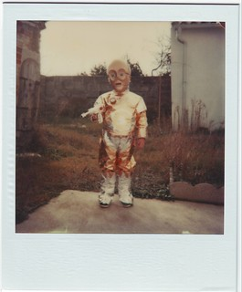 1981 - Playing C-3PO | by My Entropy