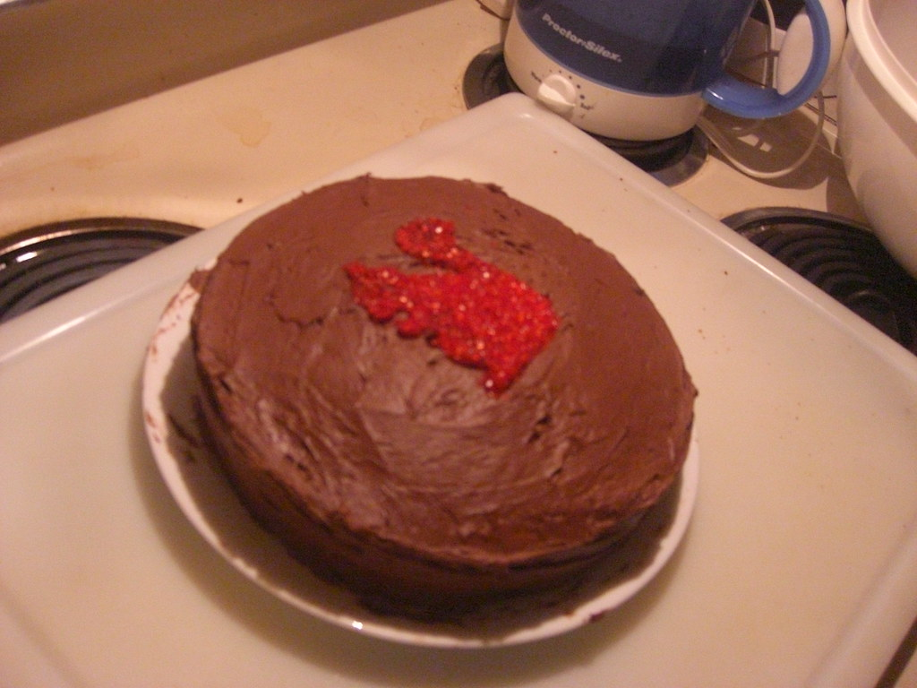 Birthday Cake Joke Image