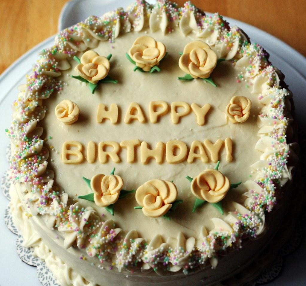 Hummingbird Birthday Cake Recipe