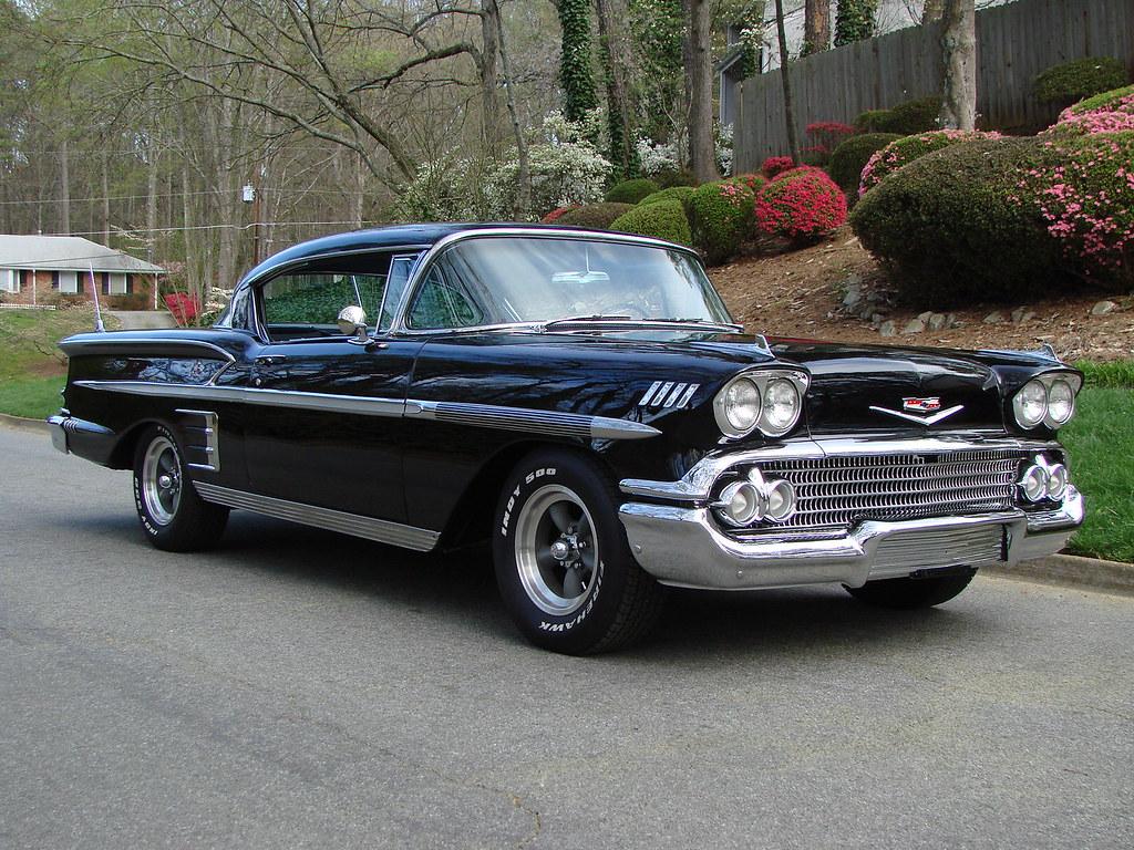 for sale 1958 impala black 502 for sale 58 impala 2 doo flickr. Black Bedroom Furniture Sets. Home Design Ideas